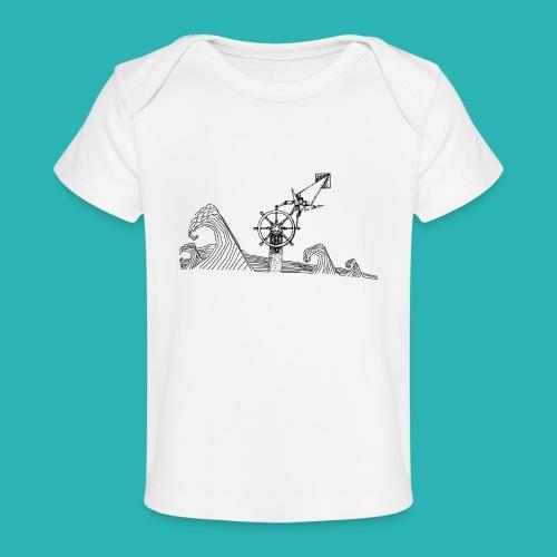 Carta_timone-png - Maglietta ecologica per neonato
