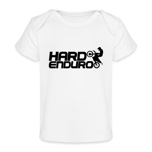 Hard Enduro Biker - Baby Bio-T-Shirt