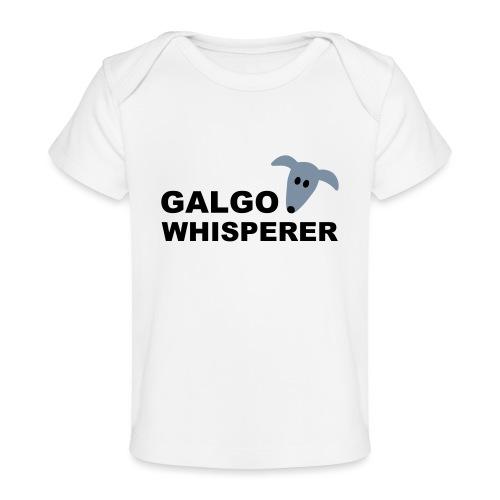 Galgowhisperer - Baby Bio-T-Shirt