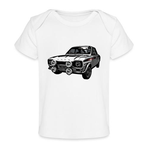 Mk1 Escort - Organic Baby T-Shirt