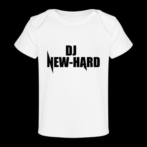 DJ NEW-HARD LOGO - Baby bio-T-shirt