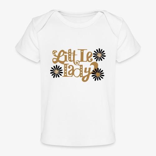 large_little-lady - T-shirt bio Bébé