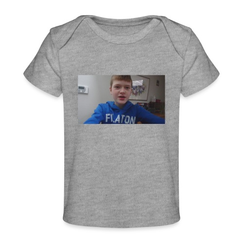 roel t-shirt - Baby bio-T-shirt