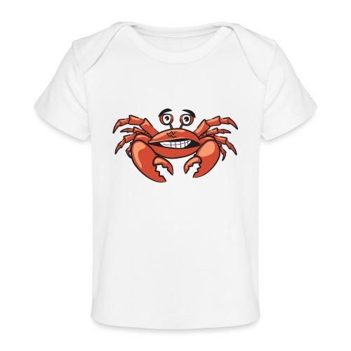 Cangrejo - Camiseta orgánica para bebé