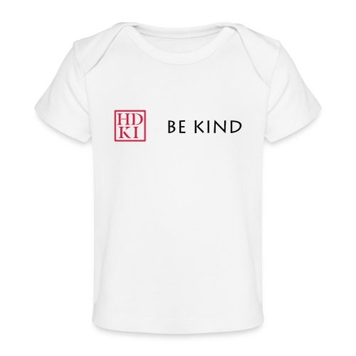 HDKI Be Kind - Organic Baby T-Shirt