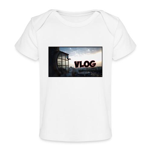 Vlog - Organic Baby T-Shirt