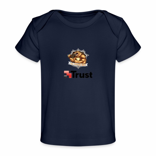 Prodotti Ufficiali con Sponsor della Crew! - Maglietta ecologica per neonato