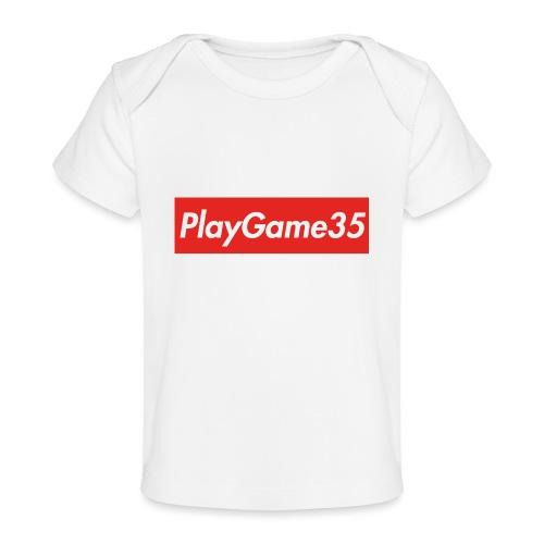 PlayGame35 - Maglietta ecologica per neonato