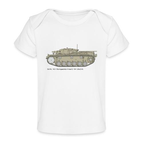 Stug III Ausf D. - Baby Bio-T-Shirt