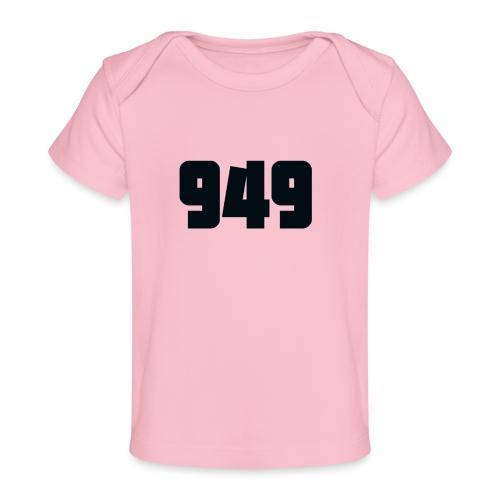 949black - Baby Bio-T-Shirt