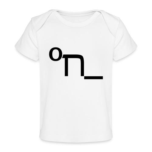 DRUNK - Organic Baby T-Shirt