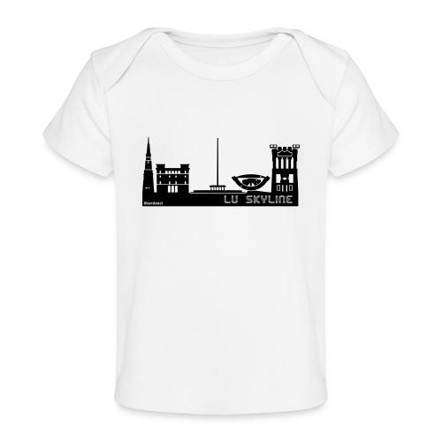 Lu skyline de Terni - Maglietta ecologica per neonato