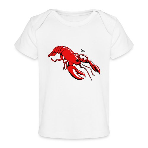 Lobster - Organic Baby T-Shirt