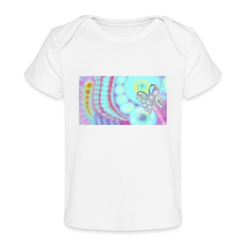 Your-Child Butterfly - Økologisk T-shirt til baby