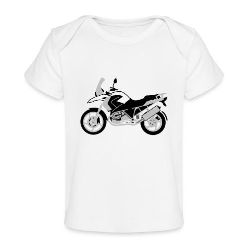 R1200GS 08-on - Organic Baby T-Shirt