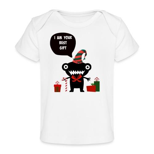 Meilleur cadeau - Best Gift - T-shirt bio Bébé