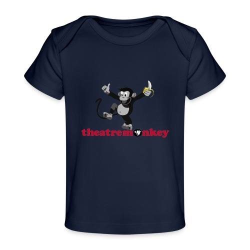 Sammy is Happy! - Organic Baby T-Shirt