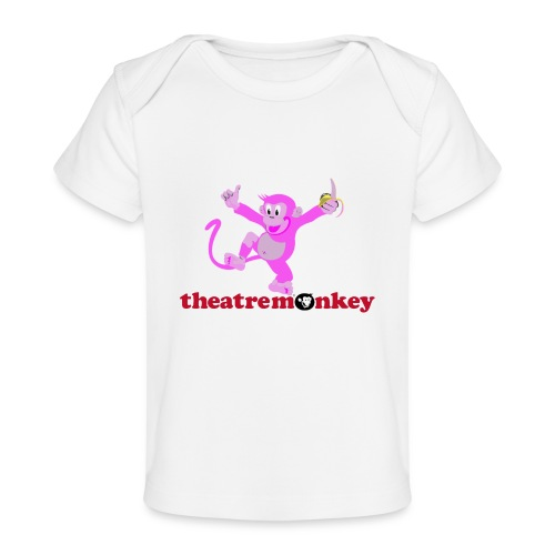 Sammy is In The Pink! - Organic Baby T-Shirt