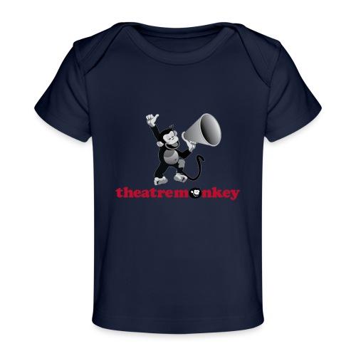 Sammy Says It Loud - Organic Baby T-Shirt