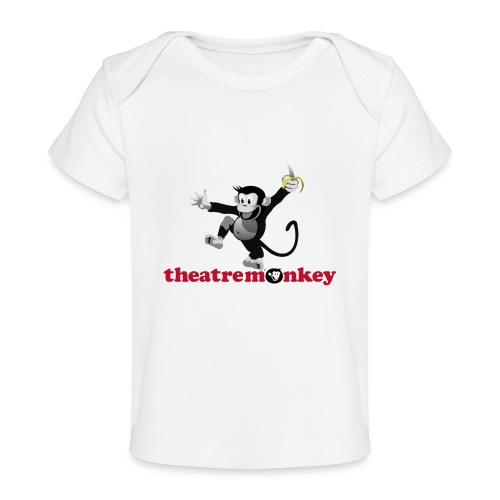 Sammy with Jazz Hands! - Organic Baby T-Shirt