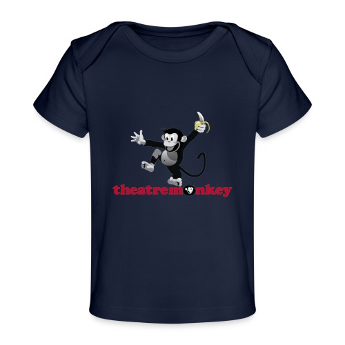 Sammy with Jazz Hands! - Organic Baby T-Shirt