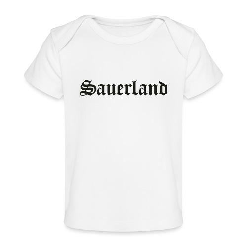 Sauerland - Baby Bio-T-Shirt