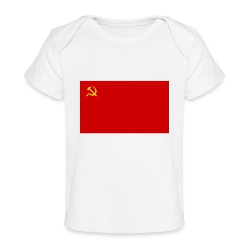 Eipä kestä - Vauvojen luomu-t-paita