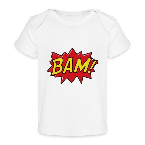 bamtamelijk - Baby bio-T-shirt
