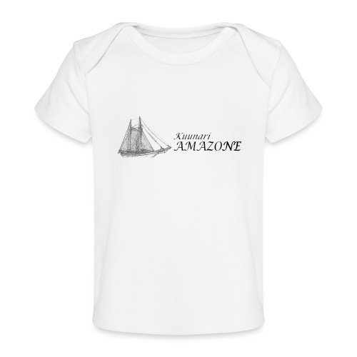 vessel-png - Vauvojen luomu-t-paita