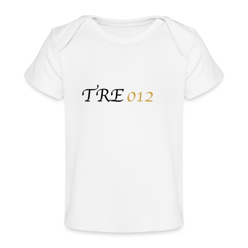 TRE012 - Maglietta ecologica per neonato