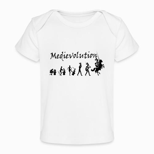 Medievolution - T-shirt bio Bébé