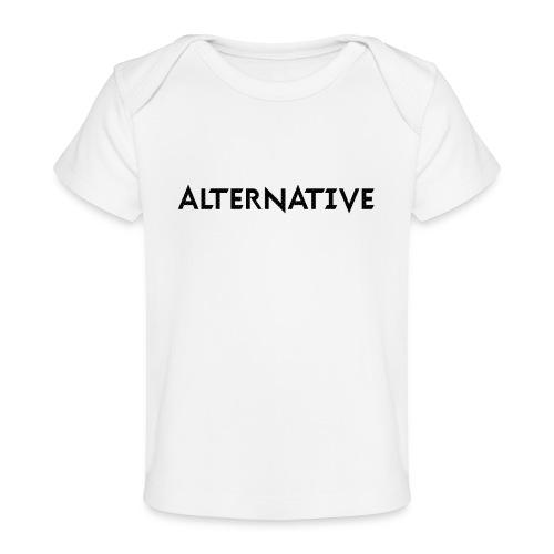 Im Hoodie White - Ekologiczna koszulka dla niemowląt