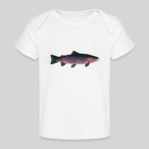 Trout - Vauvojen luomu-t-paita
