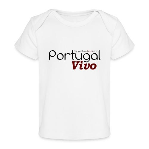 Portugal Vivo - T-shirt bio Bébé