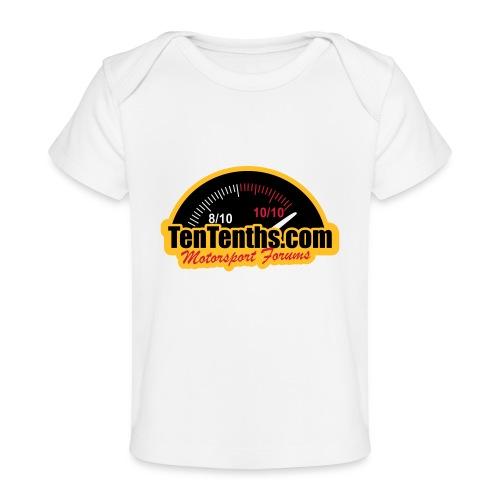 3Colour_Logo - Organic Baby T-Shirt