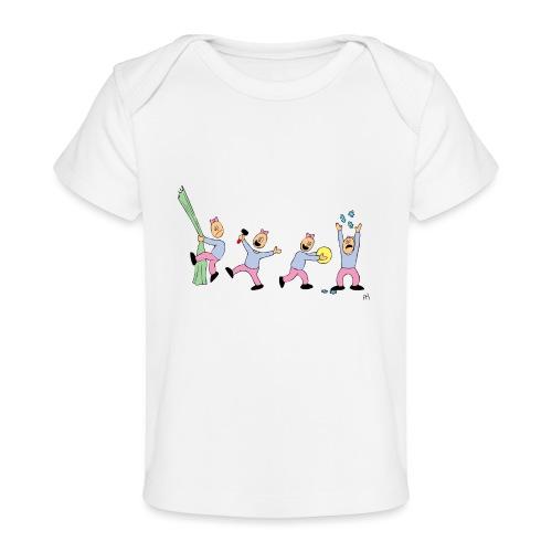 toern babybody - Økologisk baby-T-skjorte