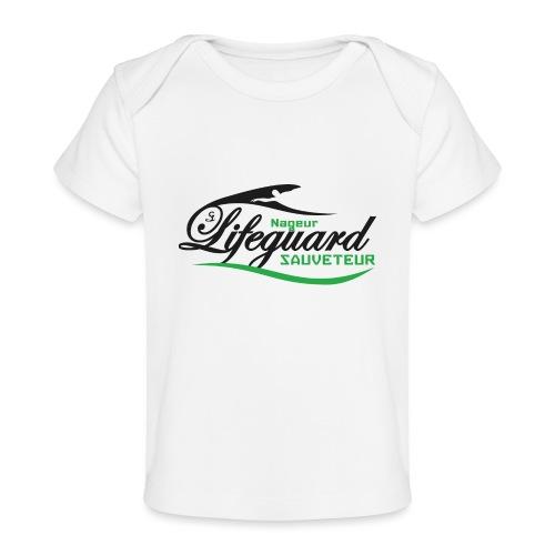 lifeguard NS - T-shirt bio Bébé