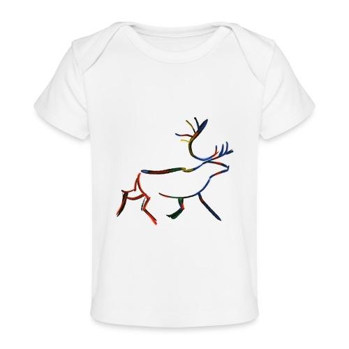 Rein - Økologisk baby-T-skjorte