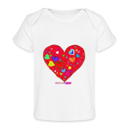 HerzensBaby - Baby Bio-T-Shirt
