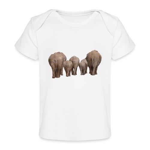 elephant 1049840 - Maglietta ecologica per neonato