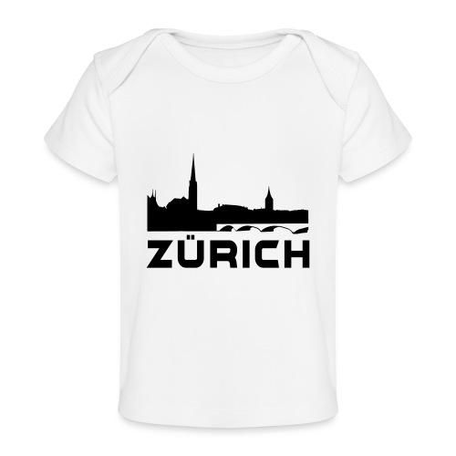 Zürich - Baby Bio-T-Shirt