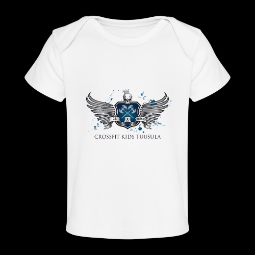 CrossFit Kids Tuusula - Vauvojen luomu-t-paita