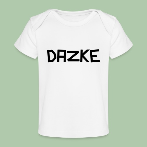dazke_bunt - Baby Bio-T-Shirt