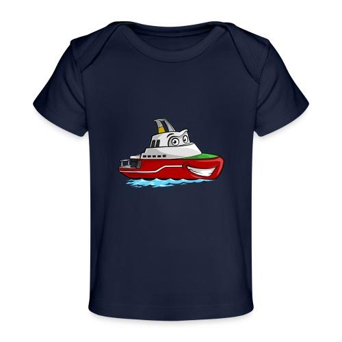 Boaty McBoatface - Organic Baby T-Shirt