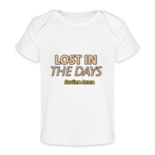 SKYERN AKLEA LOST IN THE DAYS - T-shirt bio Bébé