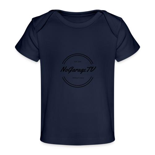 NoGarageTV (3) - Økologisk T-shirt til baby