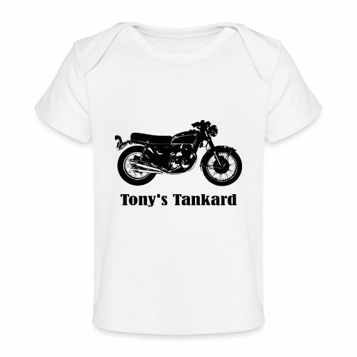 tonys tankard - Organic Baby T-Shirt