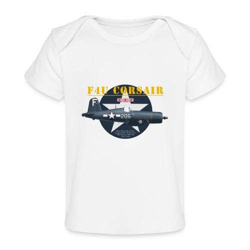 F4U Jeter VBF-83 - Organic Baby T-Shirt