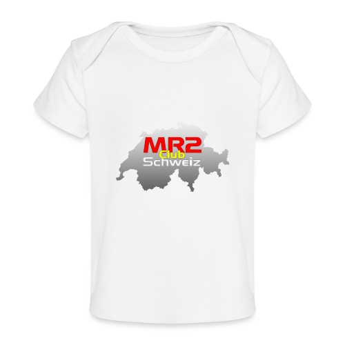 Logo MR2 Club Logo - Baby Bio-T-Shirt