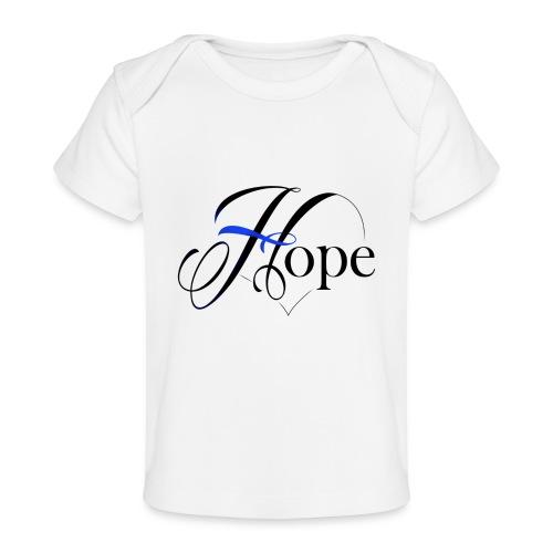 Hope startshere - Organic Baby T-Shirt